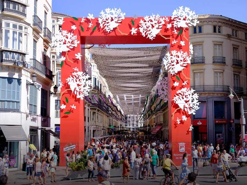 Portada Feria de Málaga