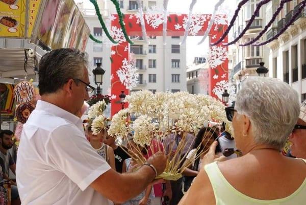 Imágenes de la Feria de Málaga
