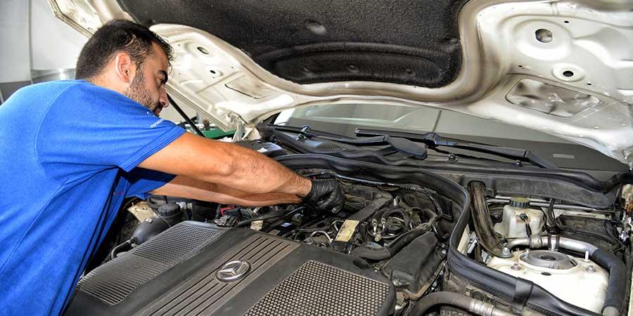 Mercedes Costa Sol - Taller y venta de vehículos de ocasión