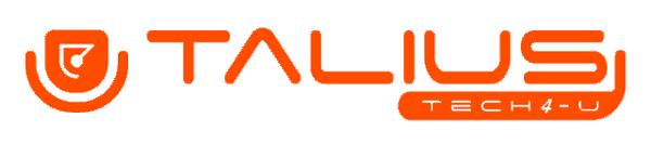 Logo Talius Tech 4-U