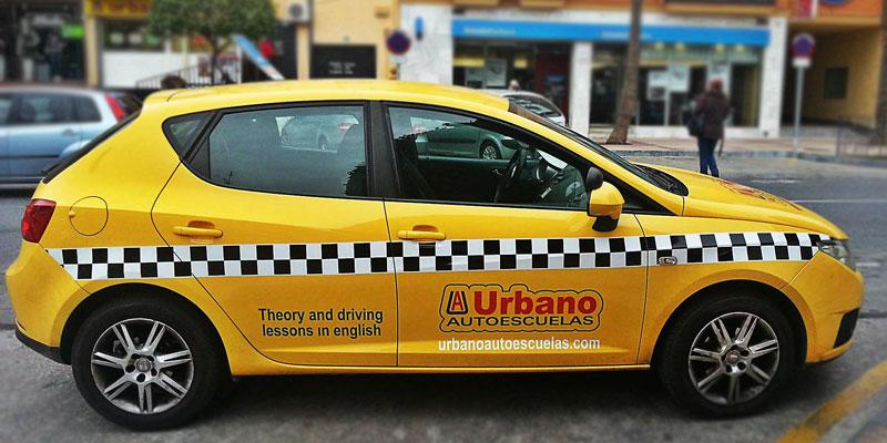Imágenes Urbano Autoescuelas