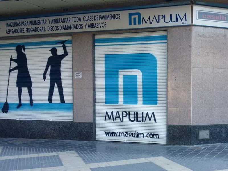 Fachada Mapulim
