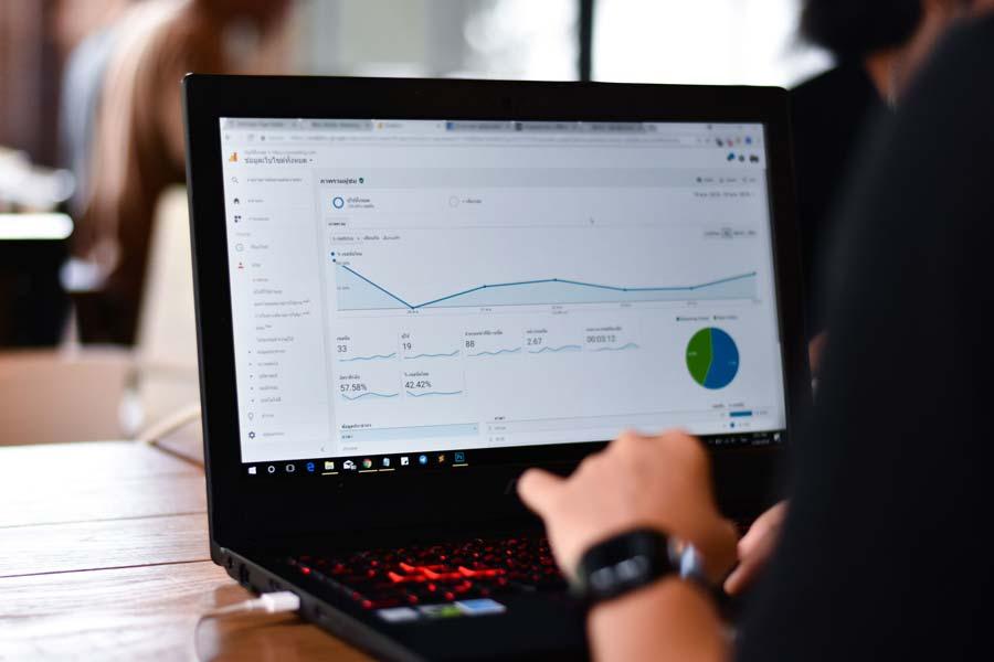 Análisis de datos con Google Analytics